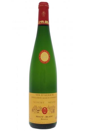 Pinot Auxerrois Albert Seltz 2014