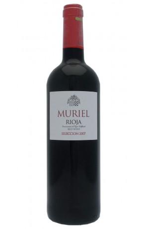 Espagne Rioja Bodega Muriel Seleccion 2007