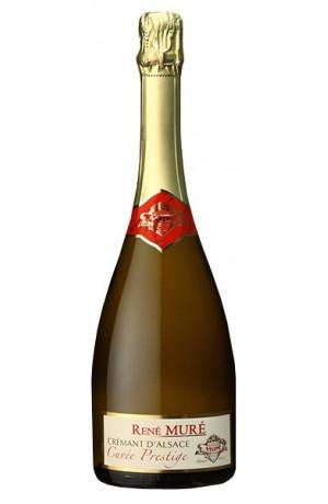 """Crémant d'Alsace """"Prestige"""" René Muré"""