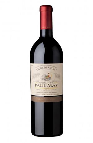 """IGP Pays d'Oc Domaine Paul Mas """"Vignes de Nicole"""""""