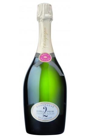 Cuvée des 2 Soeurs Brut Nature Champagne Moutard Père & Fils