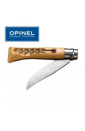 Couteau OPINEL tire-bouchon