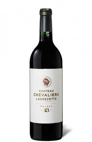 Cahors 2007 Château Chevaliers Lagrézette (second vin)