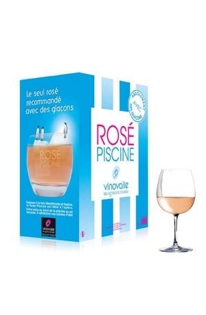 Rosé Piscine Bib 3L Vinovalie