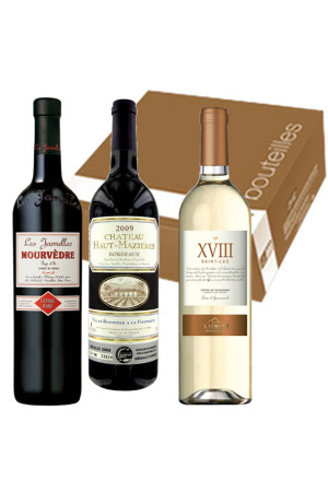 Box vin abonnement découverte