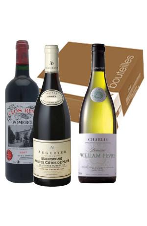 Box vin abonnement connaisseur