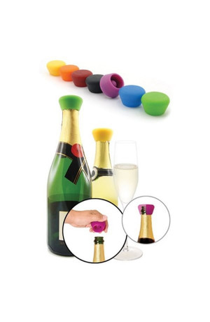 Bouchon Champagne Silicone Pulltex