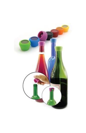Bouchon à vin Silicone Pulltex