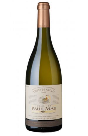 I.G.P Oc Domaine Paul Mas Vignes de Nicole Chardonnay-Viognier