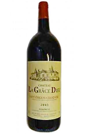 Magnum Château La Grâce Dieu 2010 Saint-Emilion Grand Cru