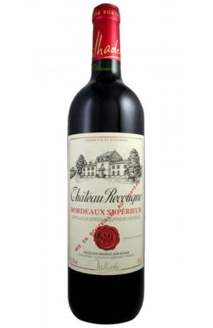 Bordeaux superieur Château Recougne