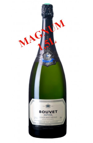 Magnum Saphir Saumur Brut Bouvet Ladubay