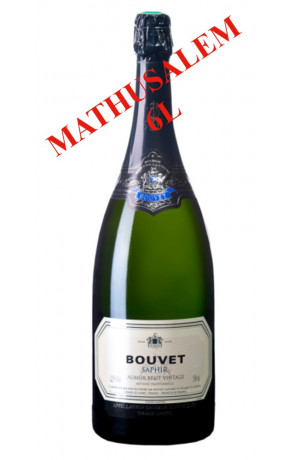 Mathusalem 6L Saphir Bouvet Ladubay
