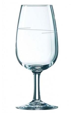 Lot de 12 verres INAO 22 cl jaugé à 12,5 cl