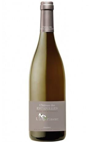 Faugères L'impertinent Blanc Château des Estanilles 2011