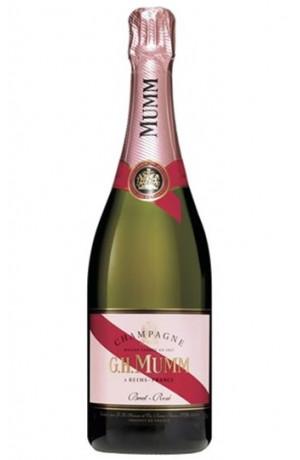 Champagne Mumm Rosé Brut Cordon Rouge
