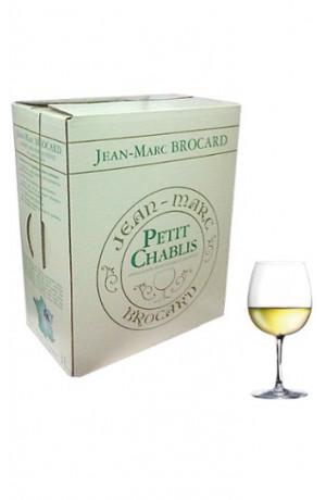 Petit Chablis Bib 3L Jean-Marc Brocard