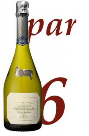 Vieilles Vignes cépage Arbane Millésime 2009 Champagne Moutard Père & Fils
