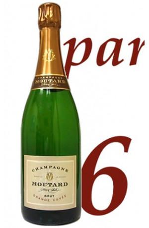 Brut Grande Cuvée Champagne Moutard Père & Fils
