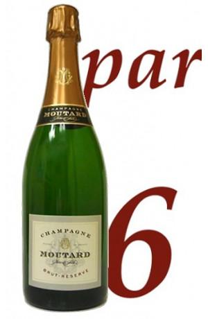 Brut Réserve Champagne Moutard Père & Fils