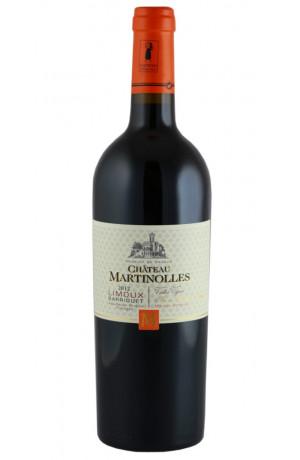 Château Martinolles Vieilles Vignes Garriguet Limoux