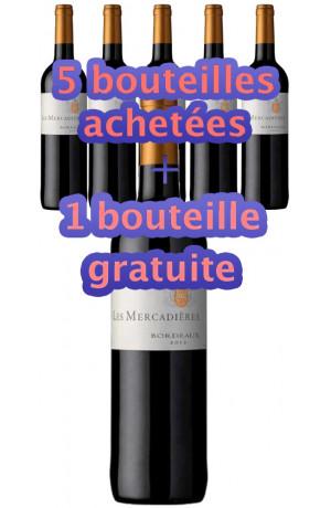 Lot Bordeaux Les Mercadières