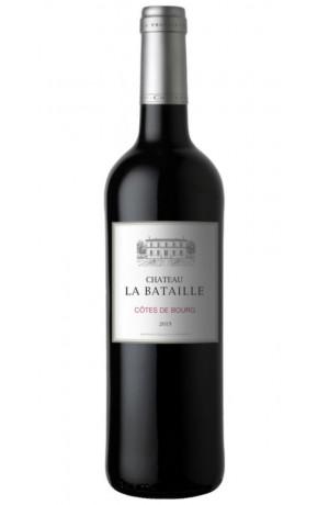 Côtes de Bourg Château La Bataille