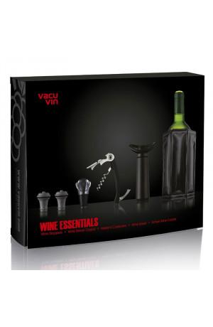 Coffret Vacuvin Wine Essentials