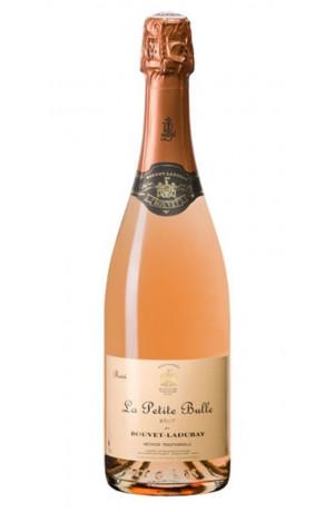La Petite Bulle Rosé Brut par Bouvet-Ladubay