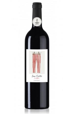 """Vin rouge """"Sans Culotte"""" ni sulfites ajoutés Cahors"""