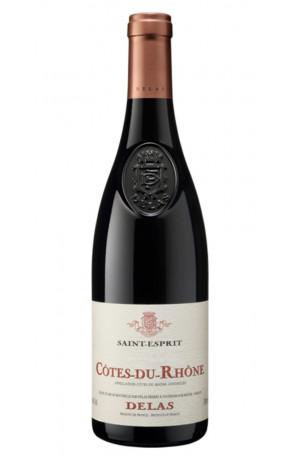 Côtes du Rhône rouge Delas Saint-Esprit