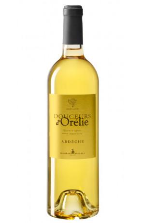 Cuvée Douceurs d'Orélie Moelleux Vignerons Ardéchois