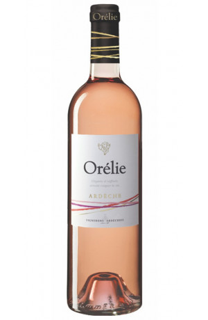 Cuvée Orélie rosé IGP Ardèche