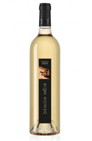 Démon noir vin blanc espiègle fruité