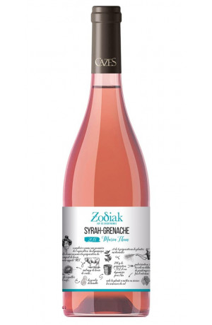 Zodiak rosé Syrah-Grenache BIodynamie