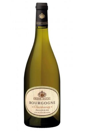 Bourgogne Chardonnay André Ducal fût de chêne