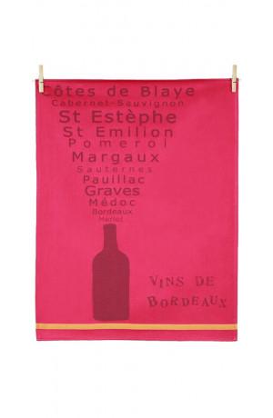 Torchon VIN DE BORDEAUX