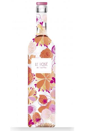 Le Rosé Paul Mas serigraphié bouchon Vinolok
