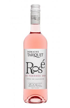 Rosé de pressée Domaine Tariquet