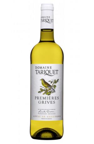 Tariquet Premières grives Côtes de Gascogne
