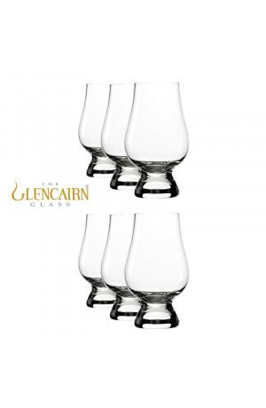 Lot de 6 verres Whisky Glencairn