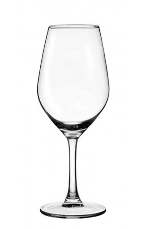 Lot de 6 verres à vin blanc - Vitus 26 cl