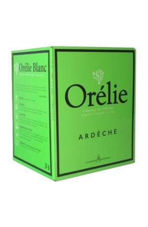 Le Cube Orélie Blanc Sauvignon/Chardonnay
