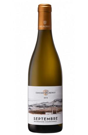 Bourgogne Chardonnay SEPTEMBRE Edouard Delaunay