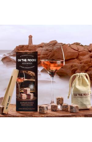 Pierres à vin Granit Rose
