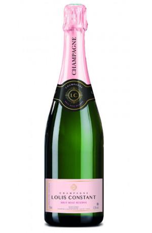 Champagne Brut Rosé  Louis Constant