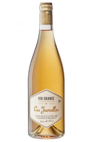 Vin Orange Les Jamelles